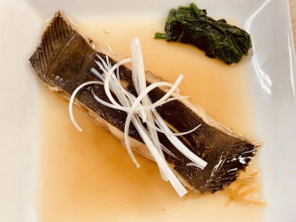 魚の煮付~カレイ~